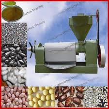 Preparation of seeds for oil press