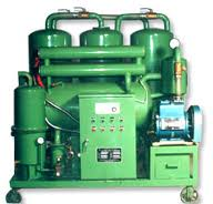 oil filtration machine